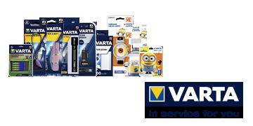 VARTA csomag az egész családnak