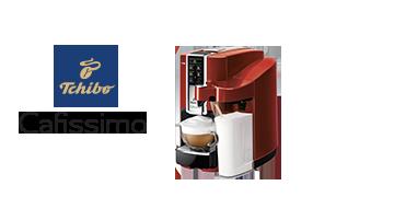 Tchibo Cafissimo LATTE kávéfőző