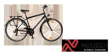 NEUZER Ravenna 50 kerékpár