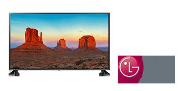 LG 4K UHD Smart LED televízió