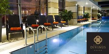 Wellness a Hotel Divinus***** Debrecenben