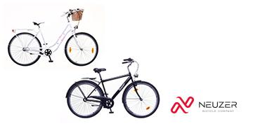 NEUZER női és férfi kerékpár