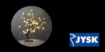 Világító bonsai fa
